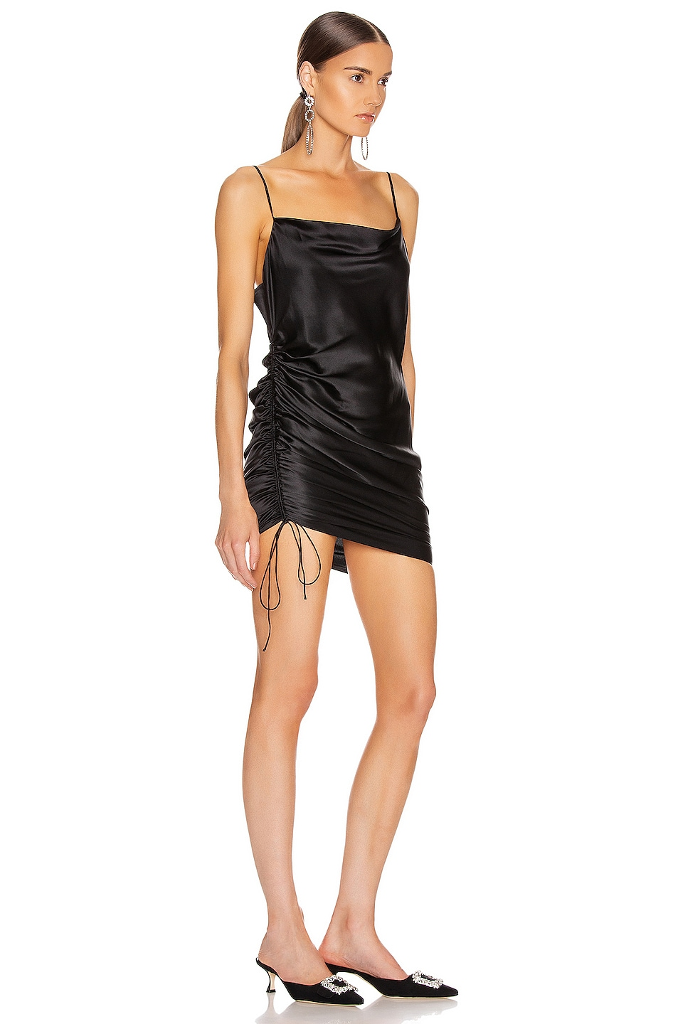 Image 2 of Cinq a Sept Astrid Dress in Black