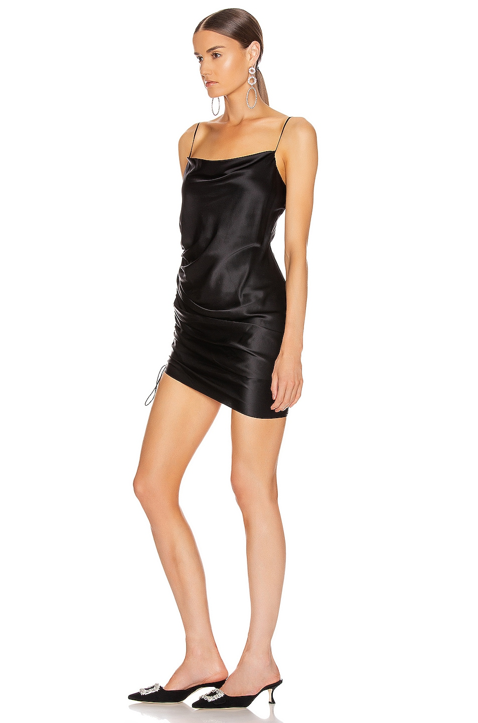 Image 3 of Cinq a Sept Astrid Dress in Black