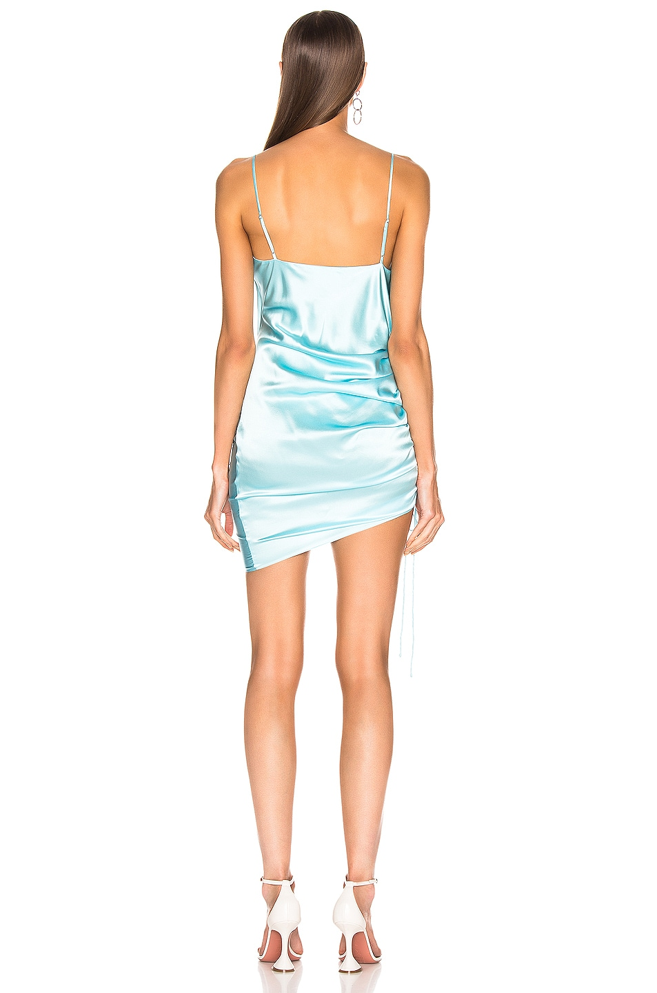 Image 4 of Cinq a Sept Astrid Dress in Blue Topaz