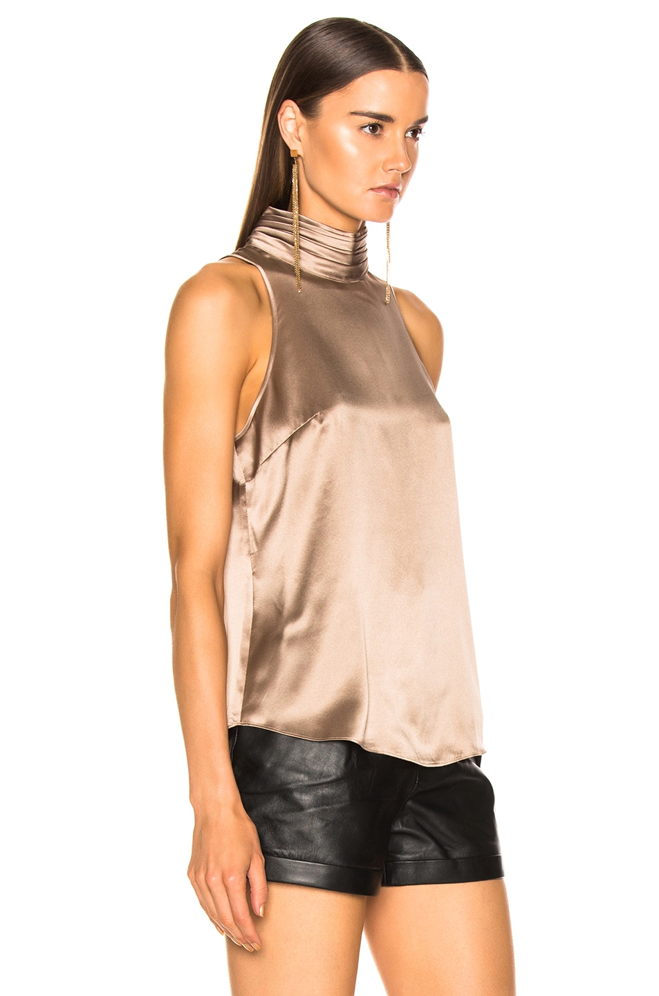 Image 2 of Cinq a Sept Jazlyn Top in Pewter