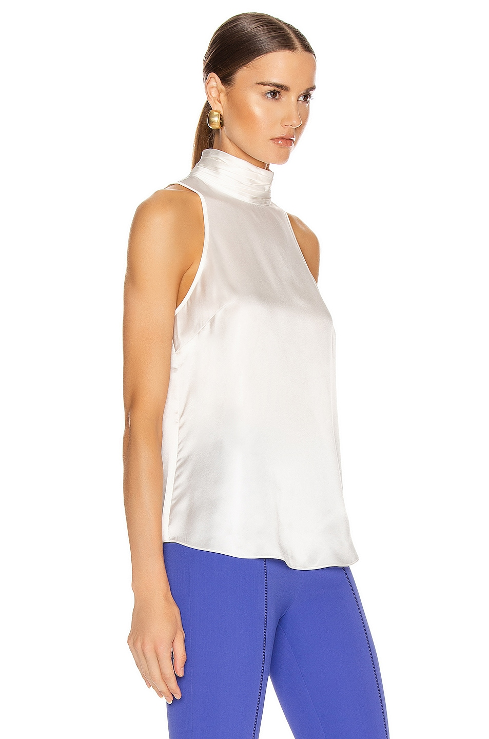 Image 2 of Cinq a Sept Jazlyn Top in Ivory