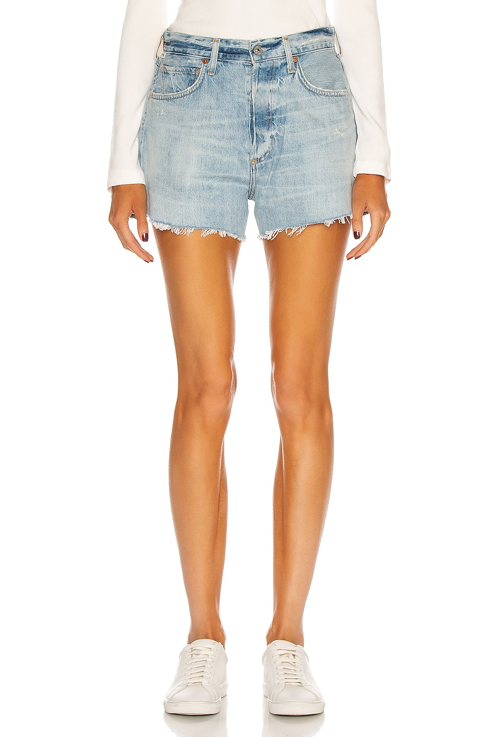 Image 1 of Citizens of Humanity Marlow Vintage Fit Short in Taormina