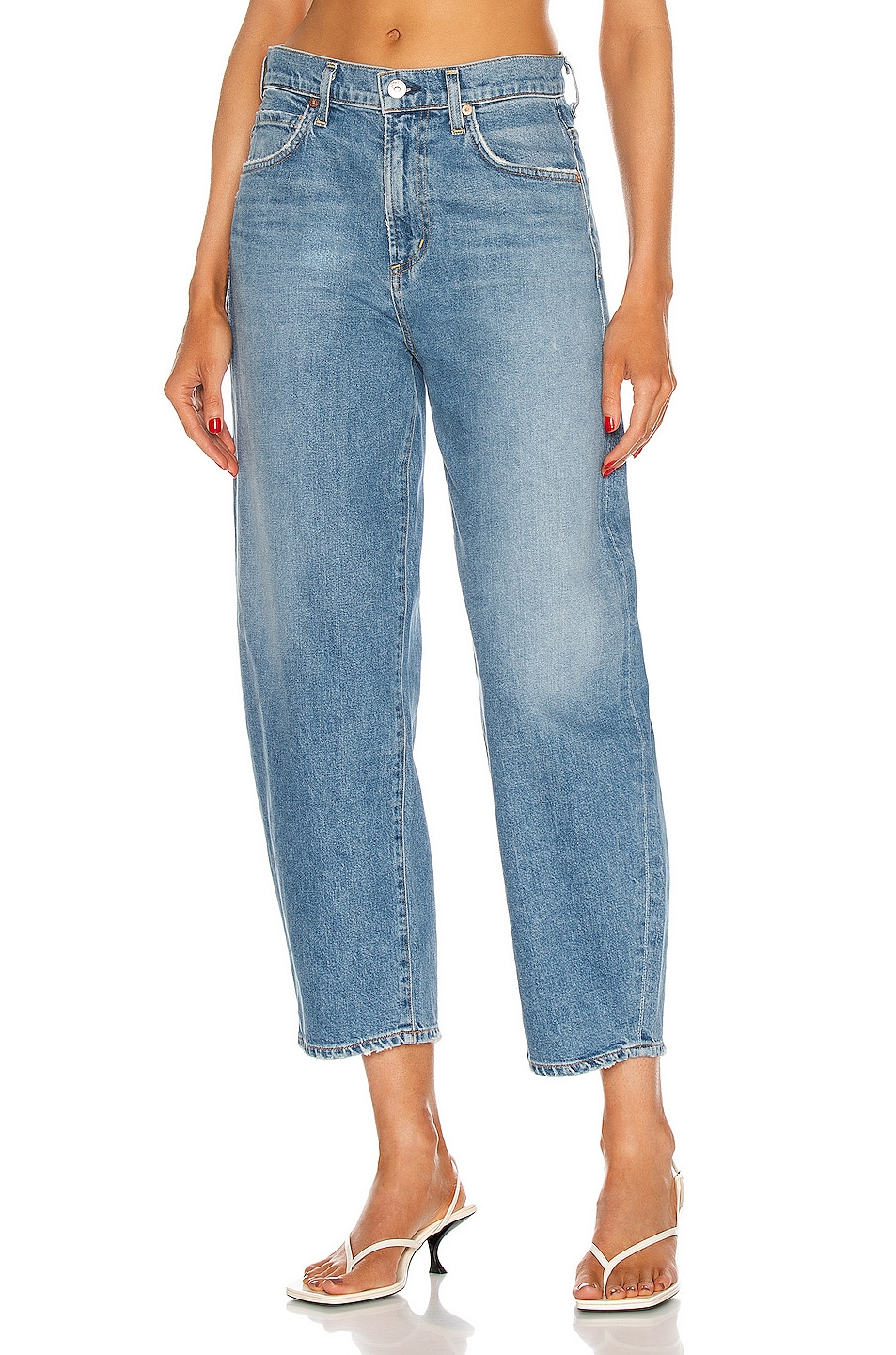 Image 1 of Citizens of Humanity Calista Curve Jean in Daydream
