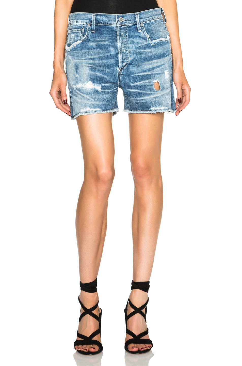Image 1 of Citizens of Humanity Premium Vintage Corey Short in Skylite