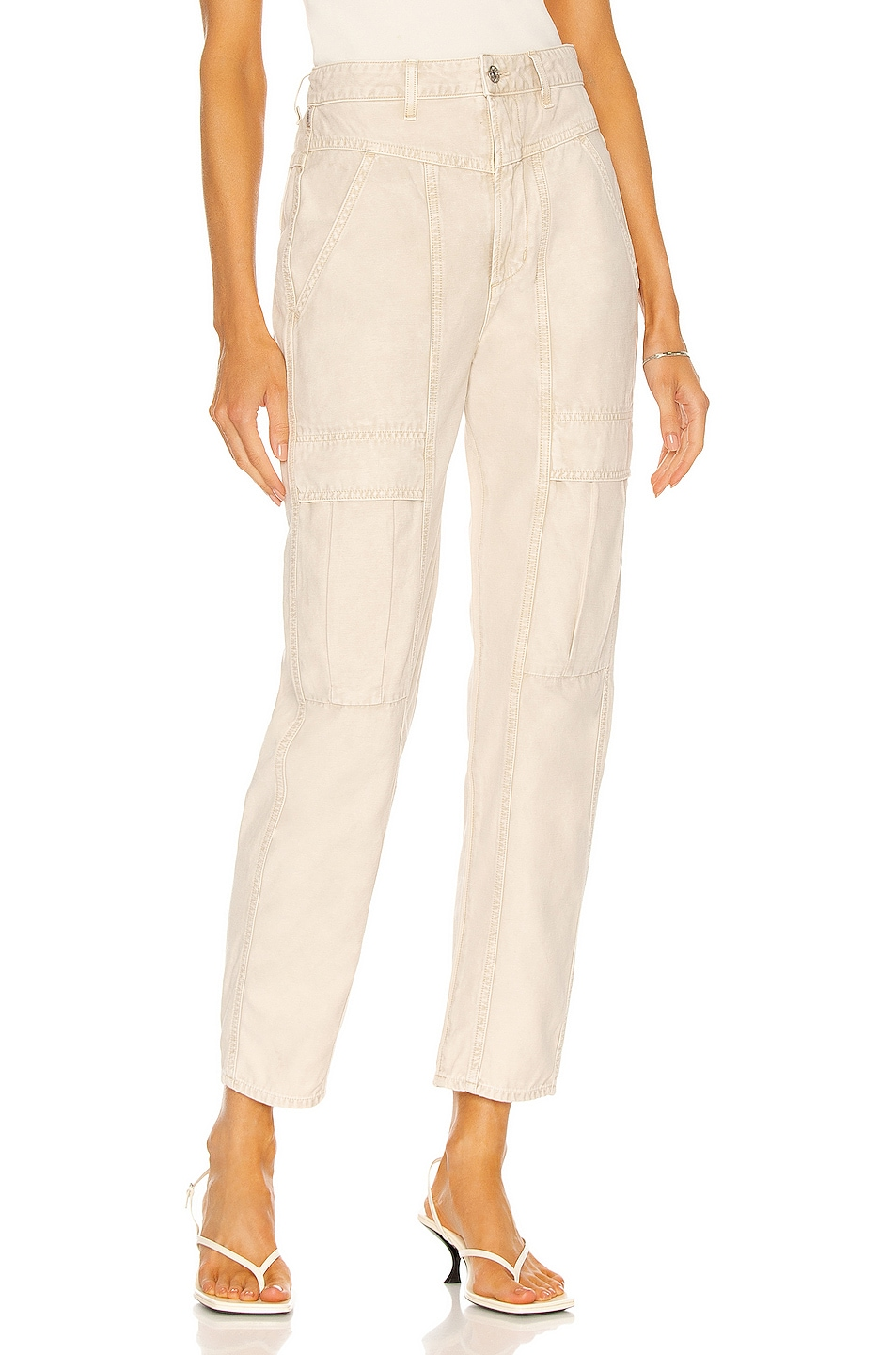 Image 1 of Citizens of Humanity Willa Utility Pant in Selestine