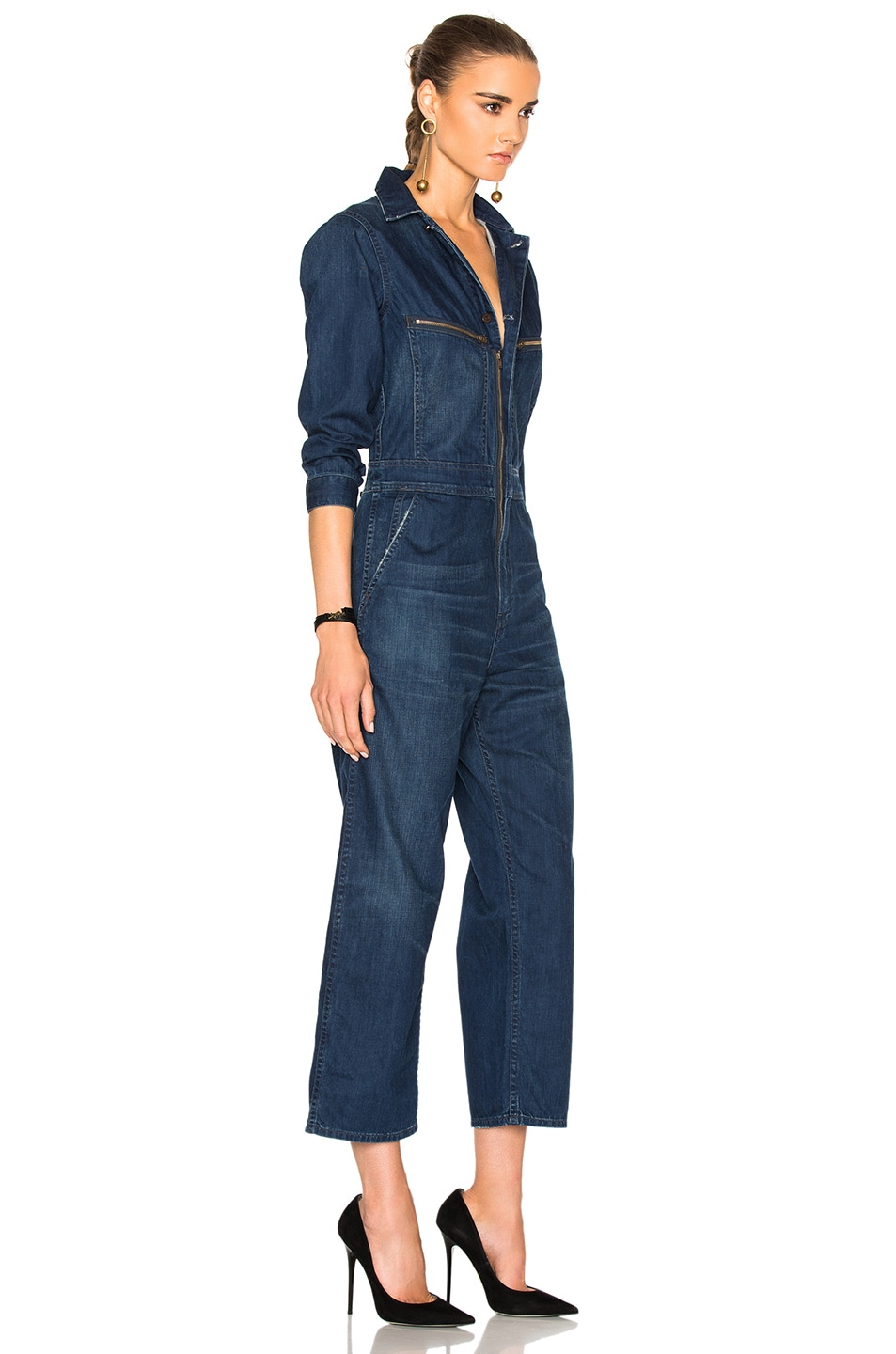67d9cd2f5cc5 Image 3 of Citizens of Humanity Sylvie Worker Jumpsuit in Shoreham