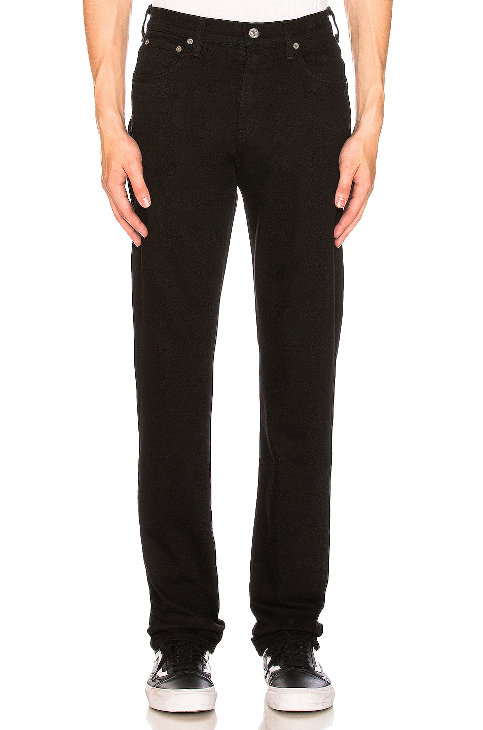 Image 1 of Citizens of Humanity Gage Classic Slim in Black