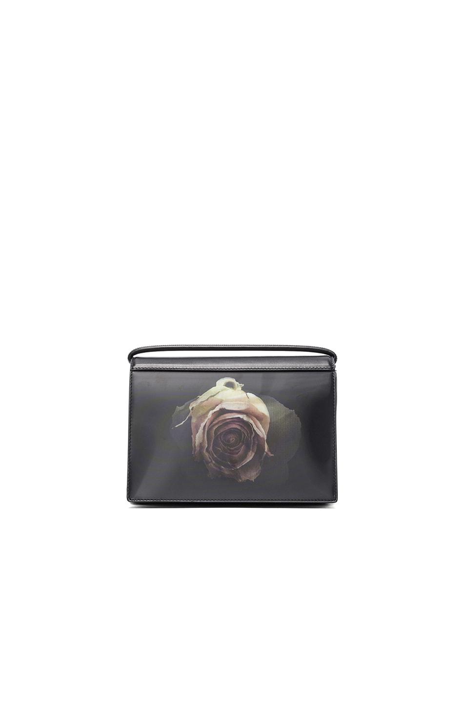Image 1 of Christopher Kane Lenticular Shoulder Bag in Black
