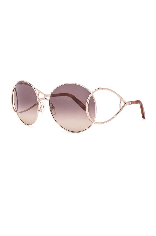 Gold Jackson sunglasses Chlo iyrtqaa2