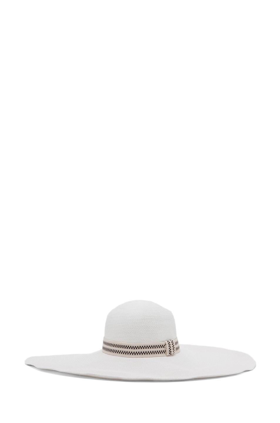 Image 1 of Chloe Sunhat in Ivory