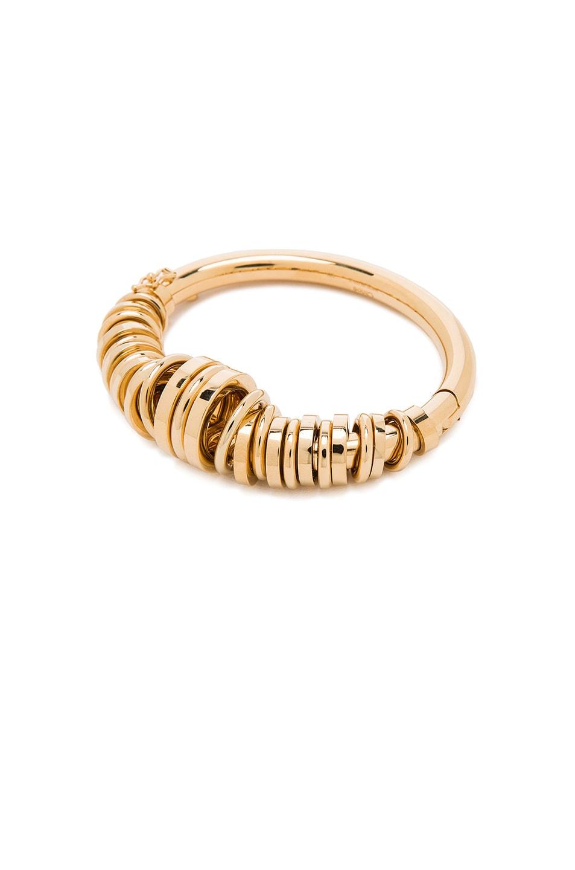 Image 1 of Chloe Brass Freja Bracelet in Gold