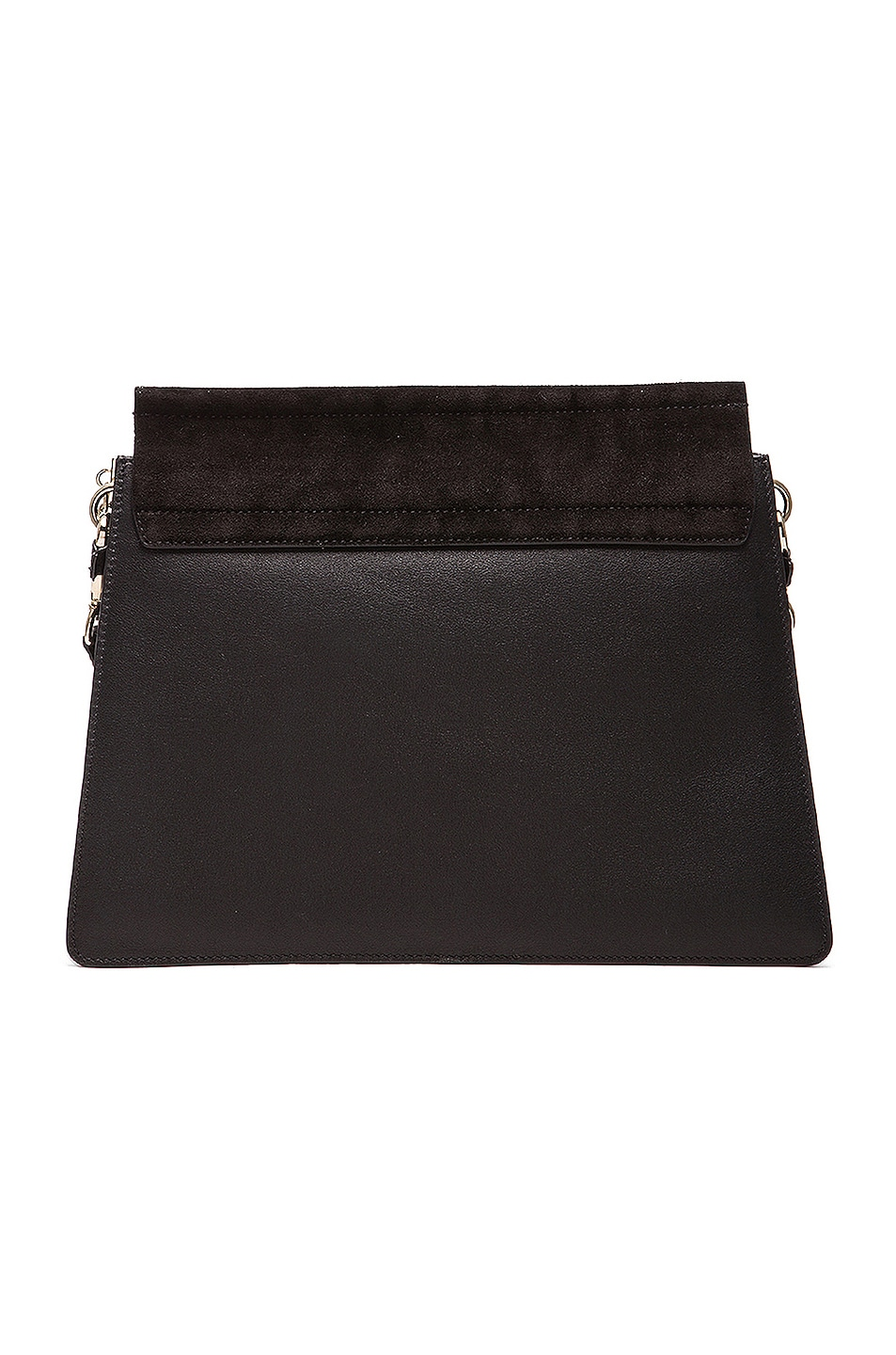 Image 3 of Chloe Medium Faye Bag in Black