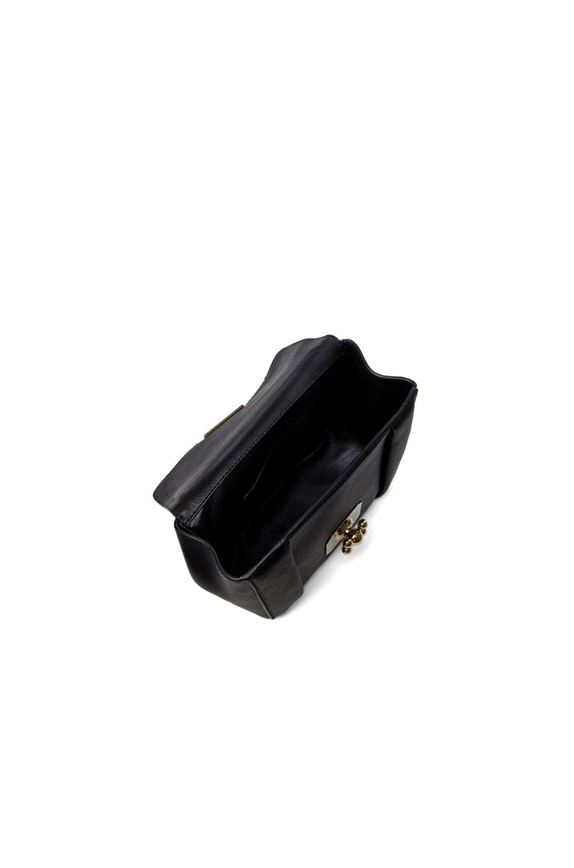 Image 5 of Chloe Small Elsie Shoulder Bag in Black