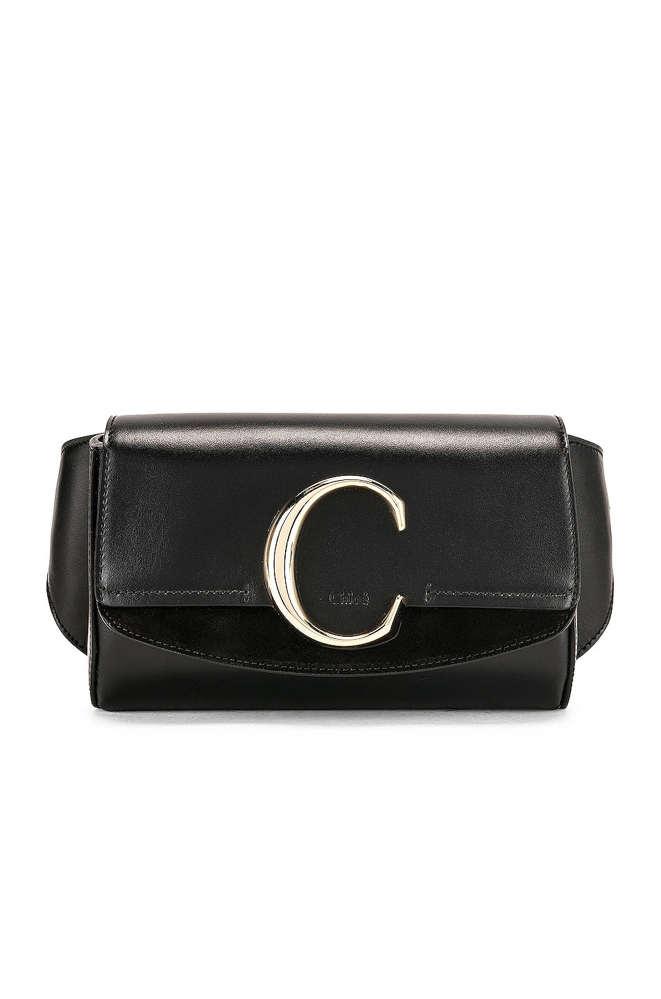 17eda885848 ChloÉ Chloe C Belt Bag In Black. | ModeSens