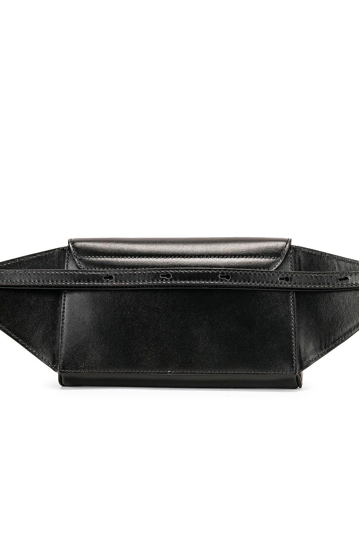 Image 3 of Chloe C Belt Bag in Black