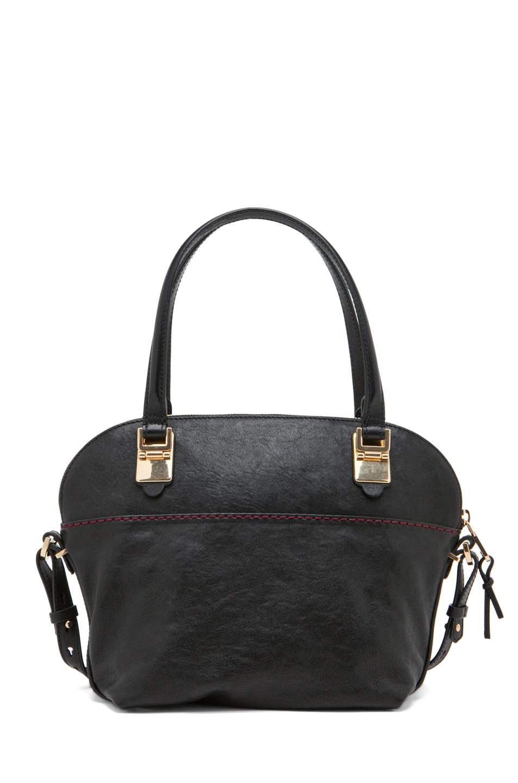 Image 2 of Chloe Angie Medium Handbag in Black