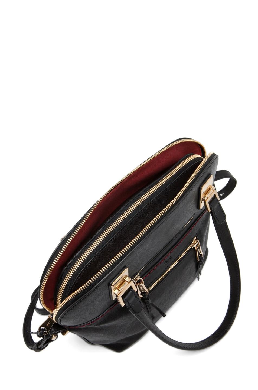 Image 4 of Chloe Angie Medium Handbag in Black