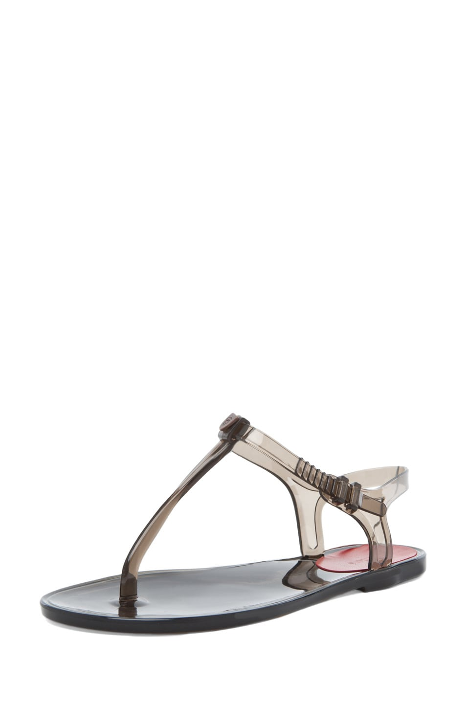 b32ce3ea788b Image 2 of Chloe Jelly Sandals in Black
