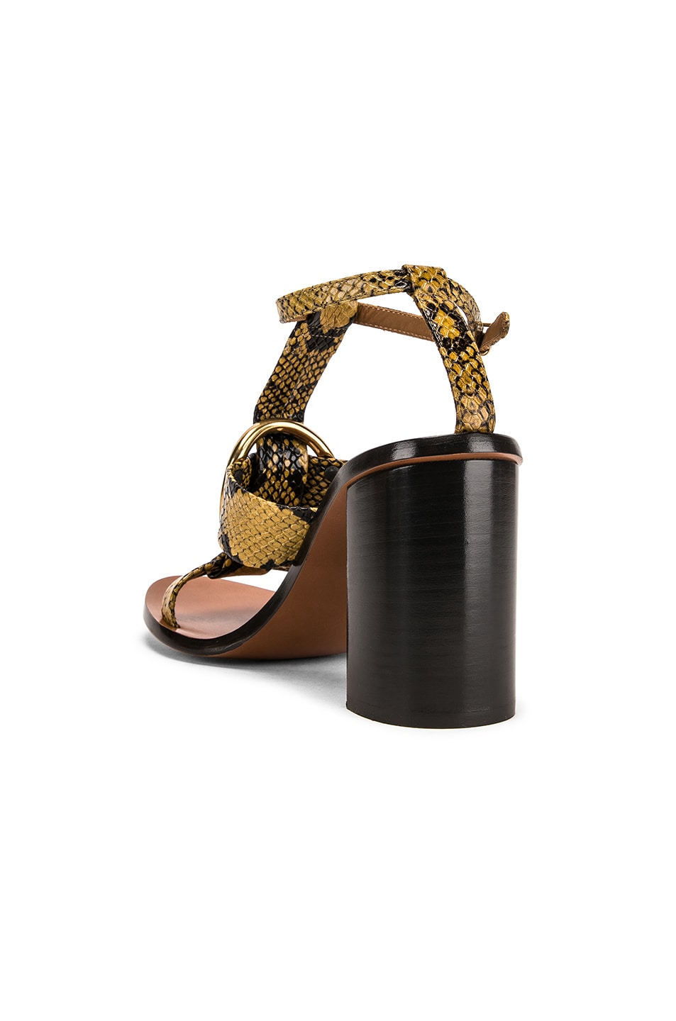 Image 3 of Chloe Circle Sandals in September Sun