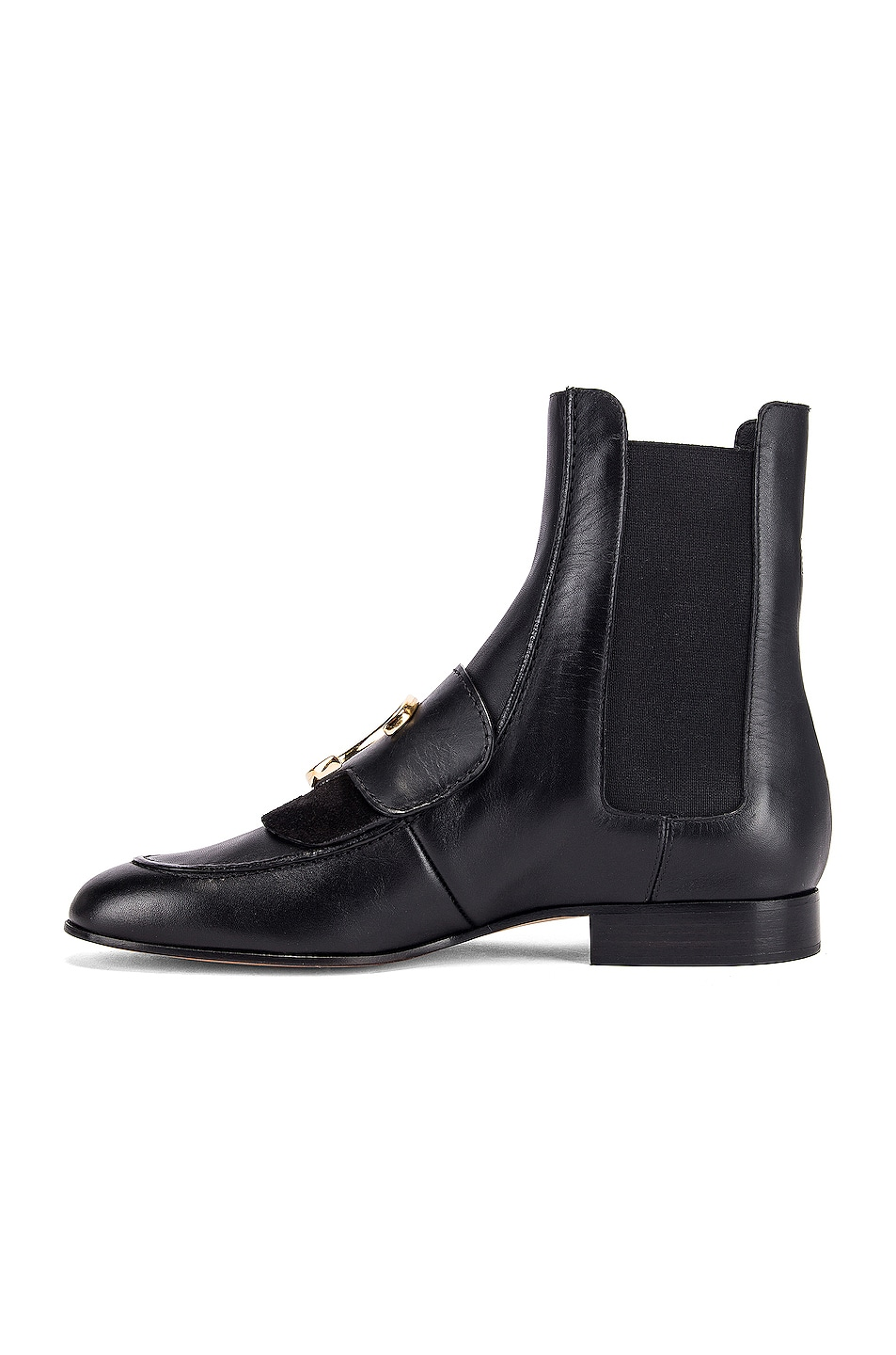 Image 5 of Chloe C Ankle Boots in Black