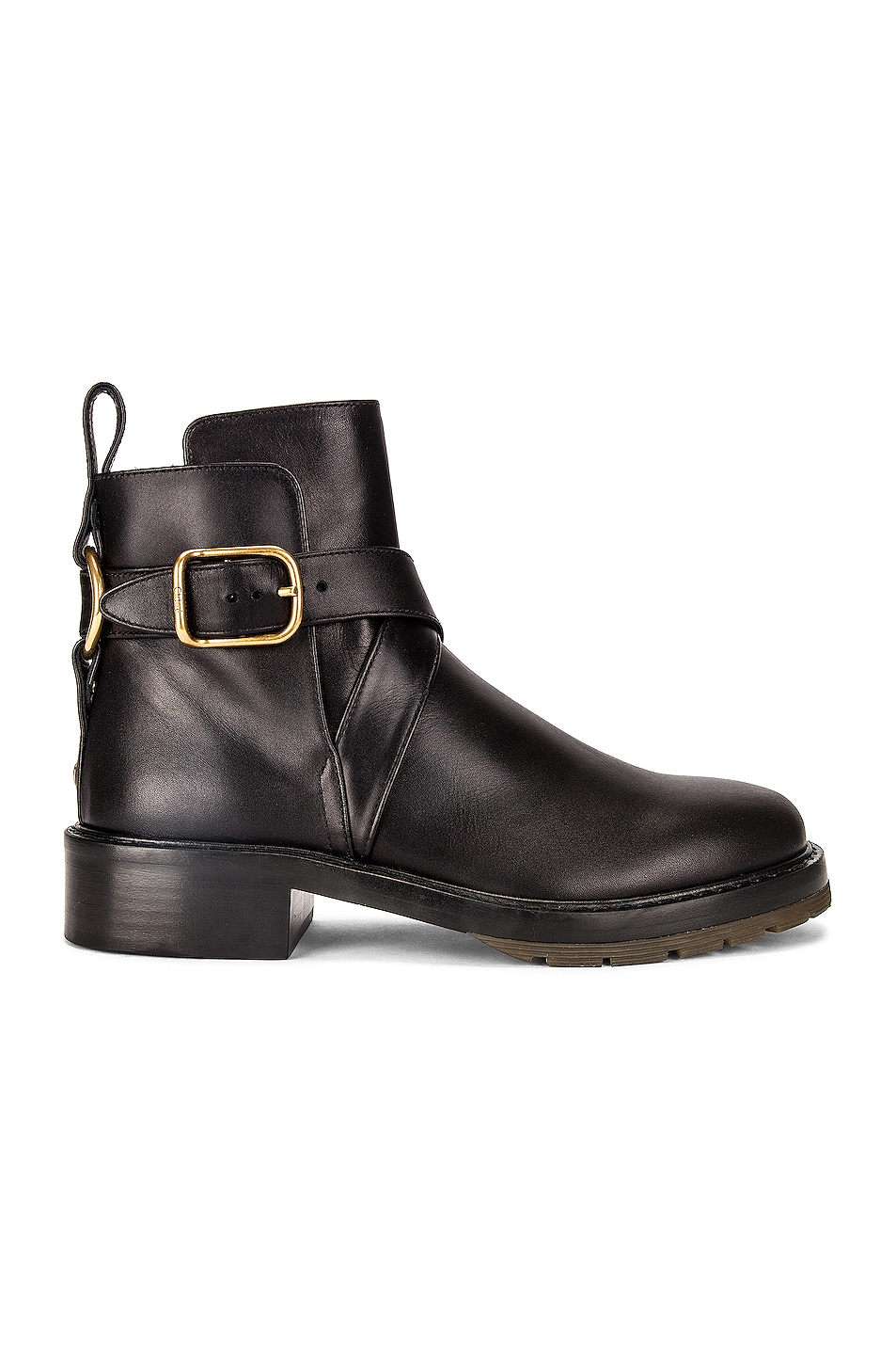 Image 1 of Chloe Diane Ankle Boots in Black
