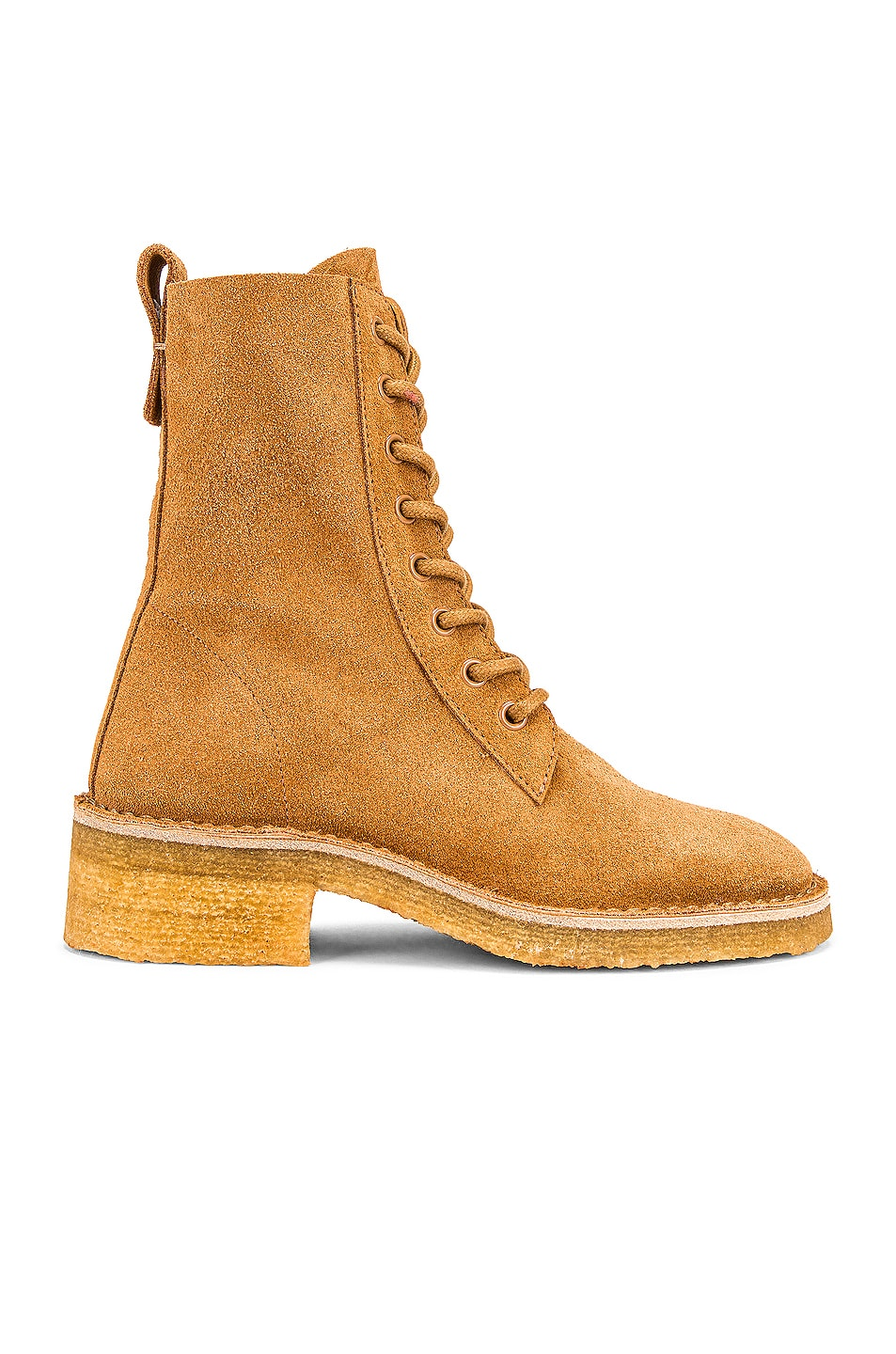 Image 1 of Chloe Edith Ankle Boots in Smooth Tan