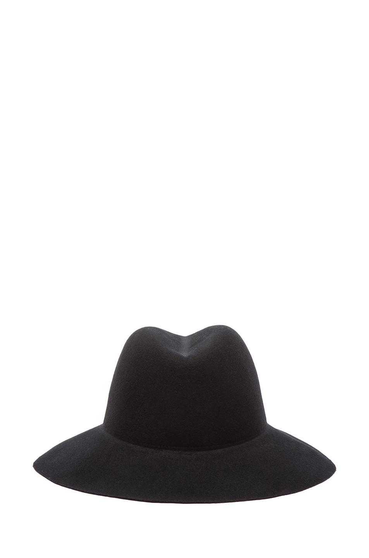 Image 1 of Clyde Dip Hat in Black