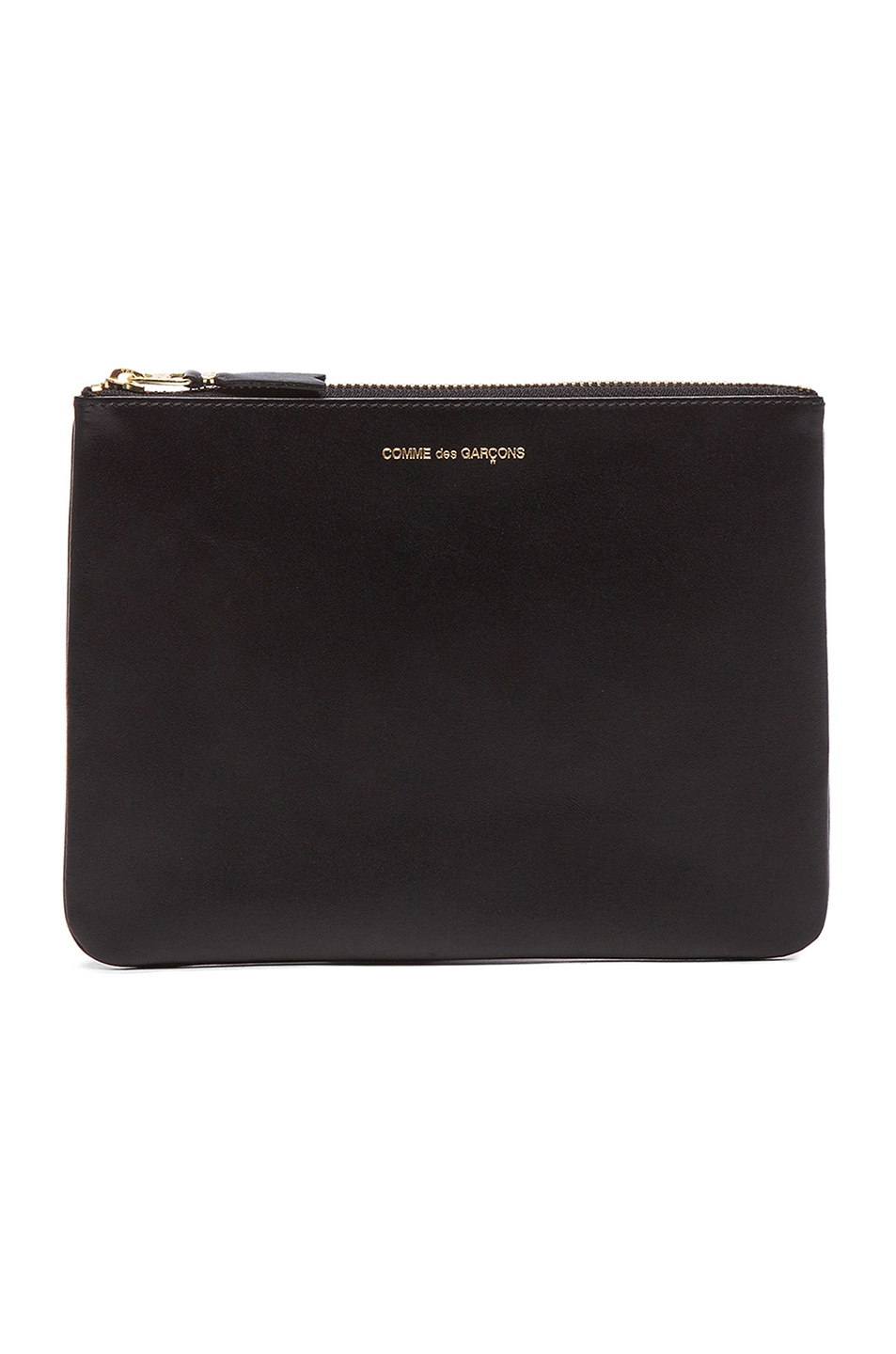 Image 1 of Comme Des Garcons Classic Pouch in Black