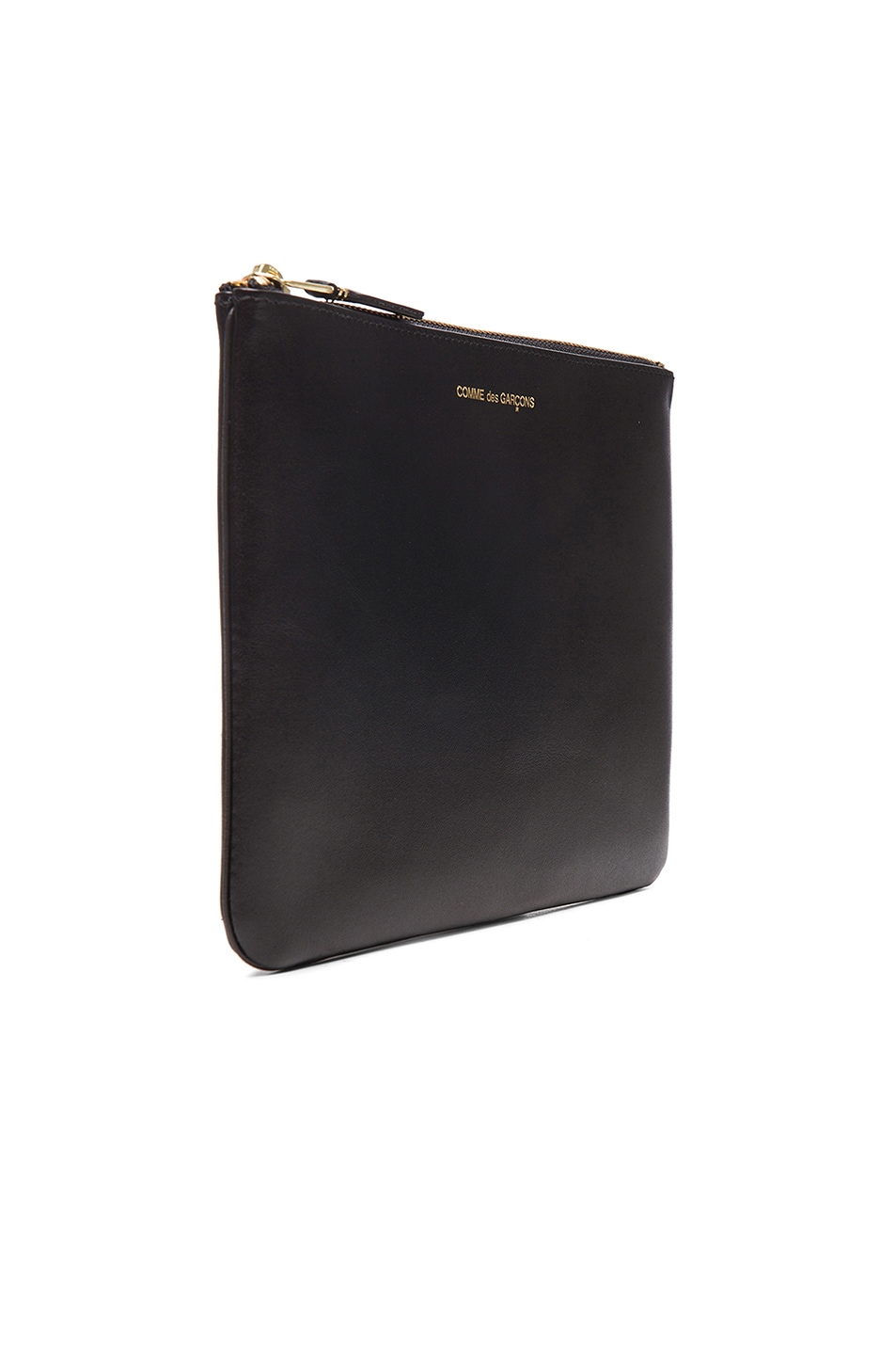 Image 3 of Comme Des Garcons Classic Pouch in Black