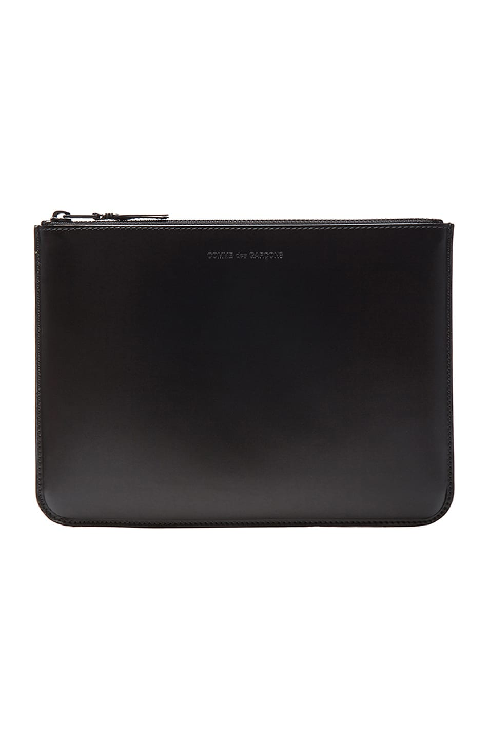 Image 1 of Comme Des Garcons Pouch in Very Black