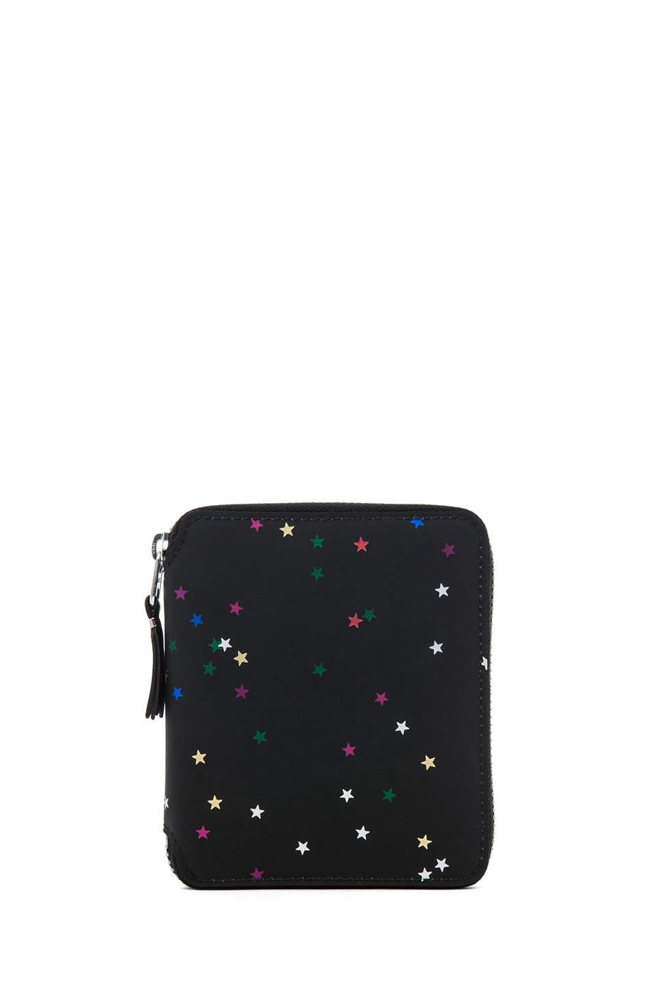 Image 1 of Comme Des Garcons Bright Star Classic Wallet in Multi