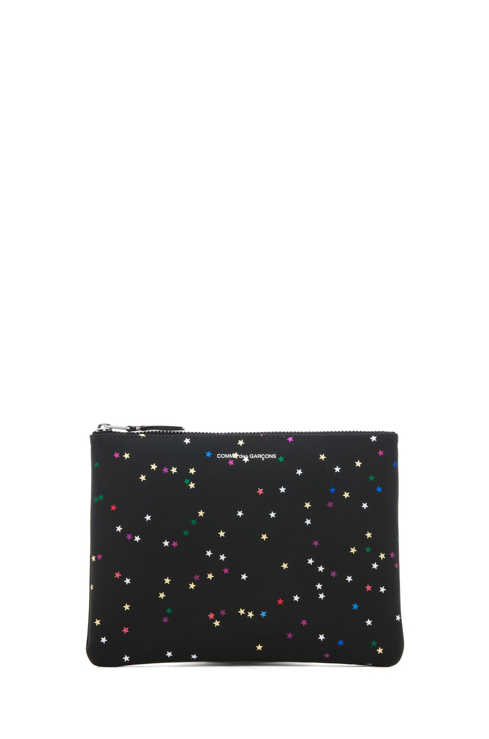 Image 1 of Comme Des Garcons Bright Star Pouch in Multi