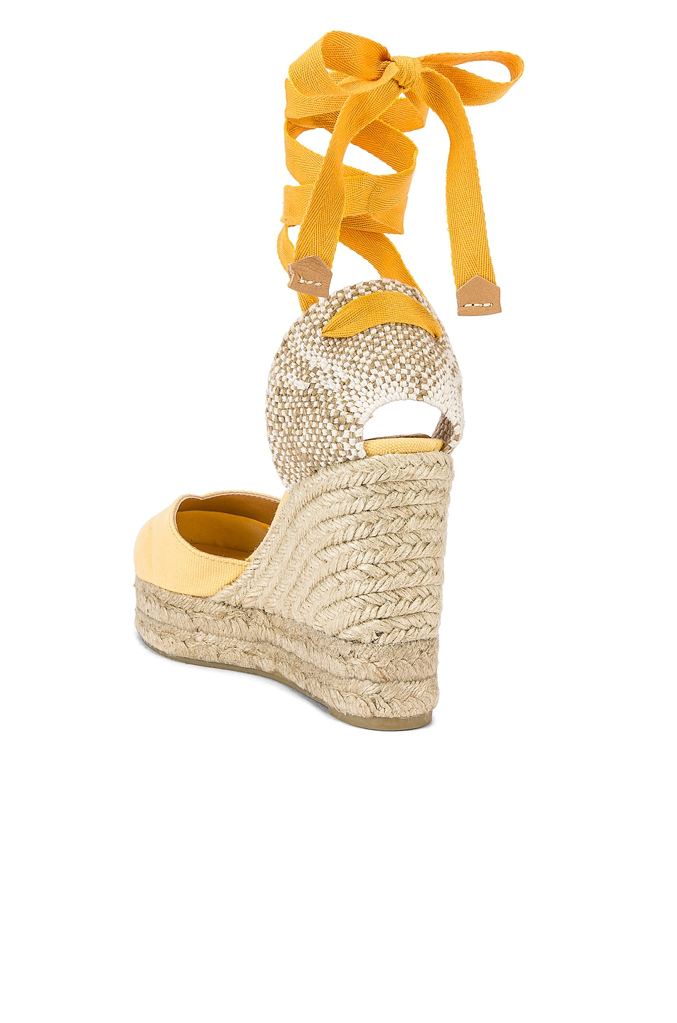 Image 3 of Castaner Chiara Espadrille in Yema & Natural