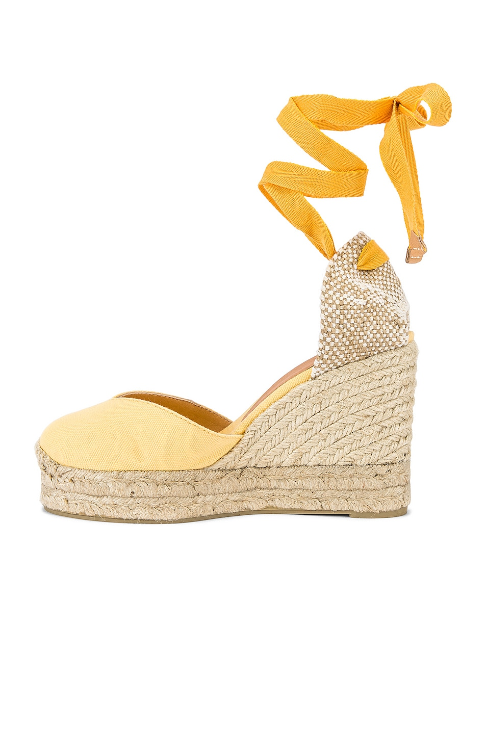 Image 5 of Castaner Chiara Espadrille in Yema & Natural