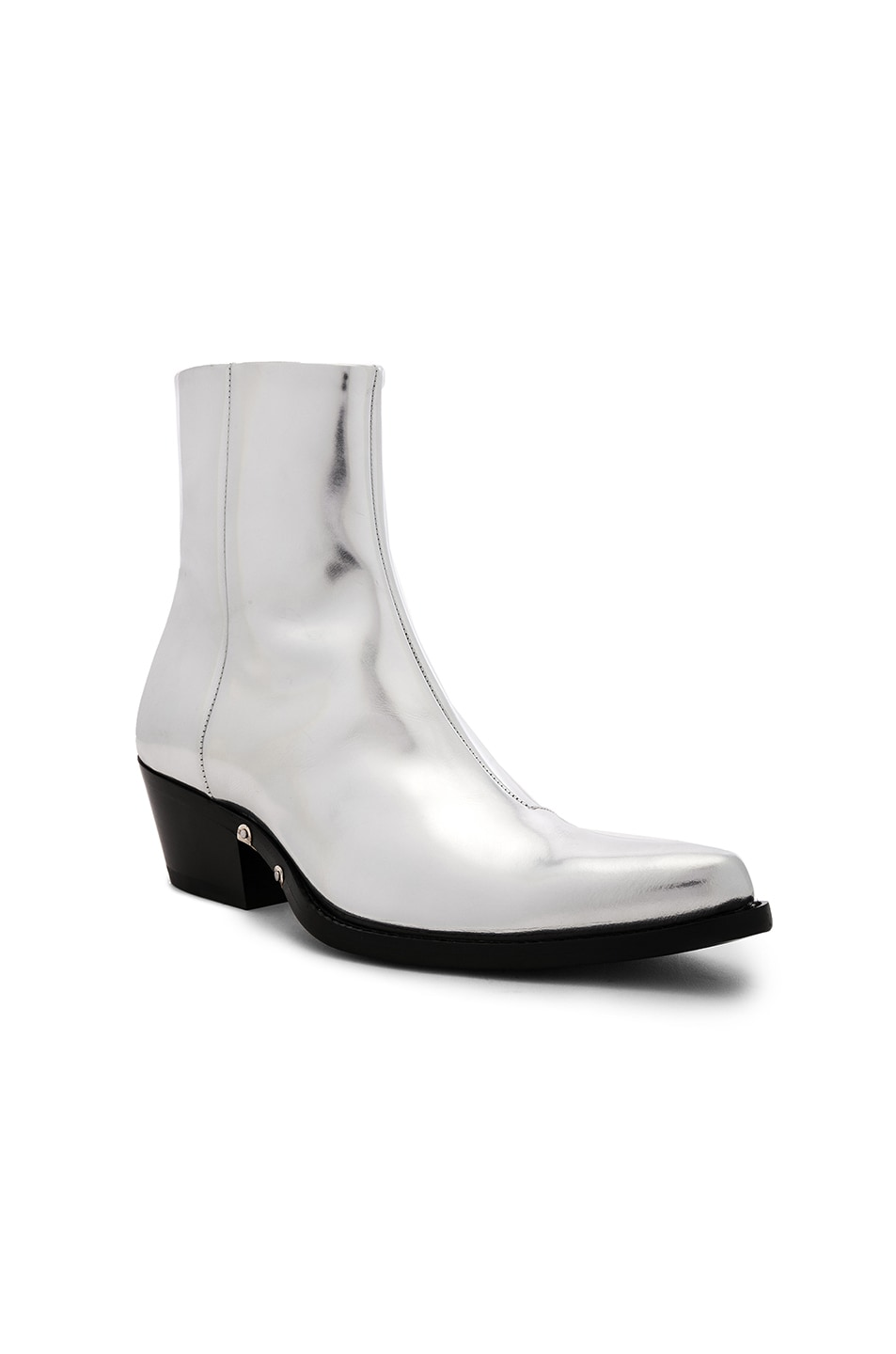 Image 1 of CALVIN KLEIN 205W39NYC Temo 4 BIS in Silver