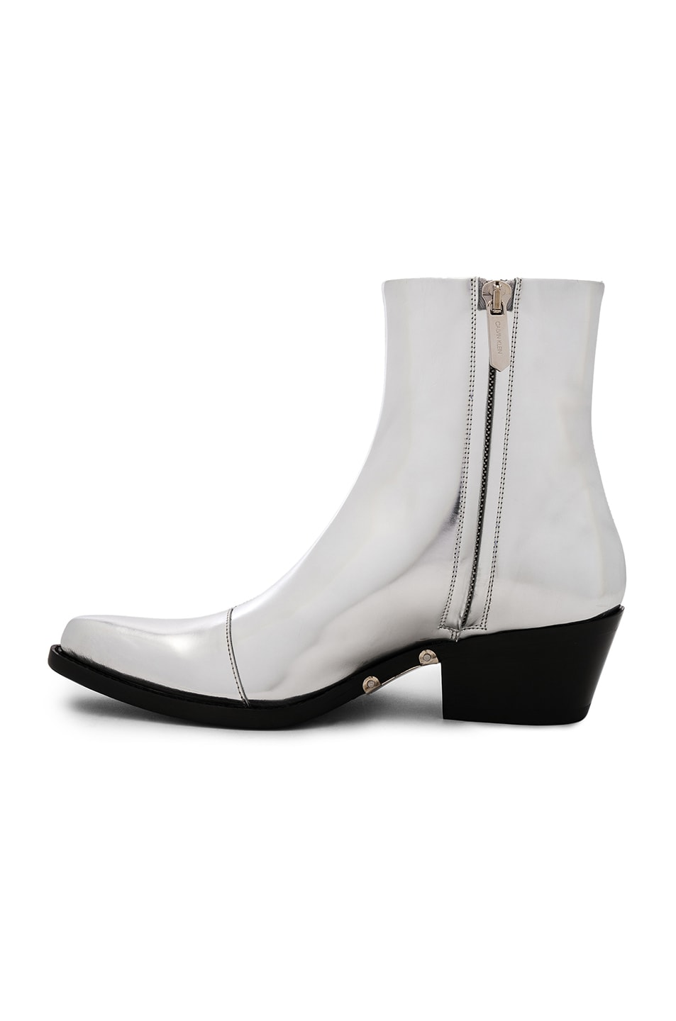 Image 5 of CALVIN KLEIN 205W39NYC Temo 4 BIS in Silver