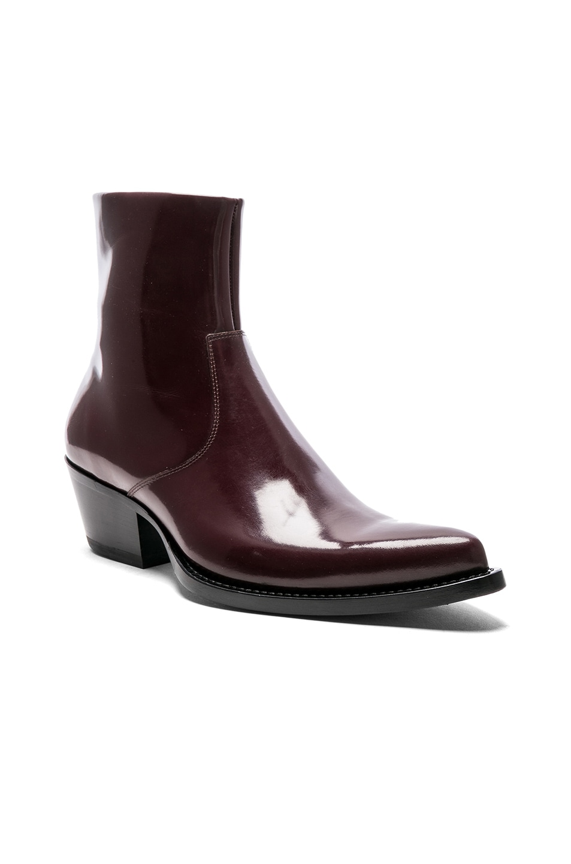 Calvin Klein Tex Boots XrgwjkZWT