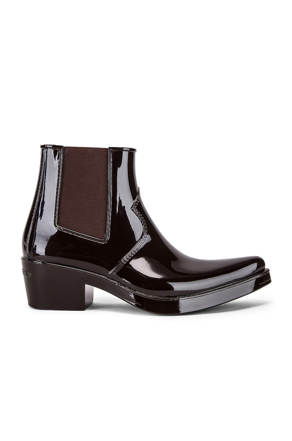Image 1 of CALVIN KLEIN 205W39NYC Carol Boot in Brown