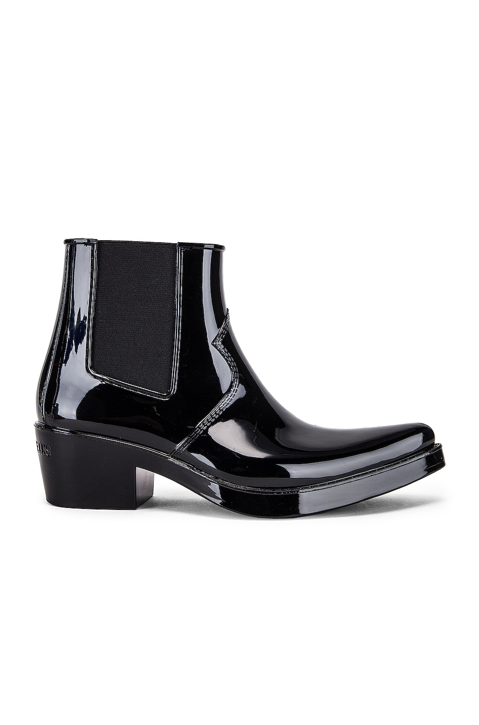 Image 1 of CALVIN KLEIN 205W39NYC Carol Boot in Black