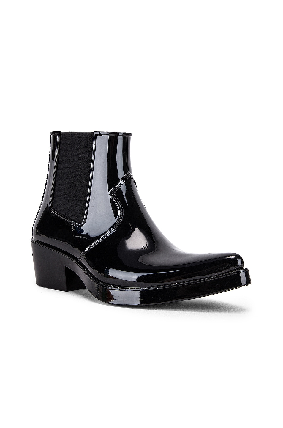 Image 2 of CALVIN KLEIN 205W39NYC Carol Boot in Black