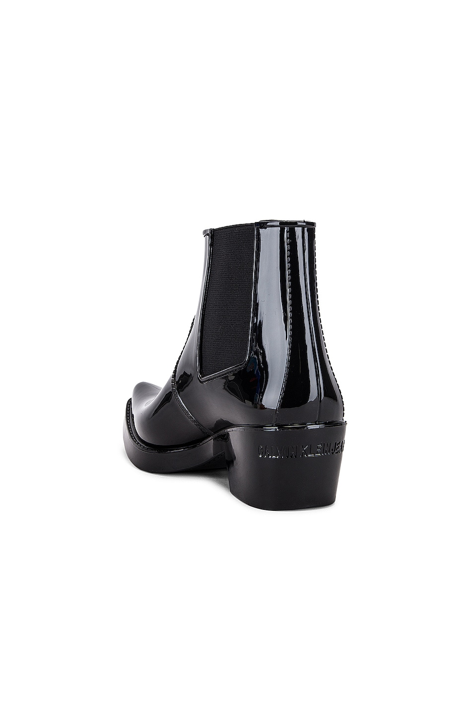 Image 3 of CALVIN KLEIN 205W39NYC Carol Boot in Black