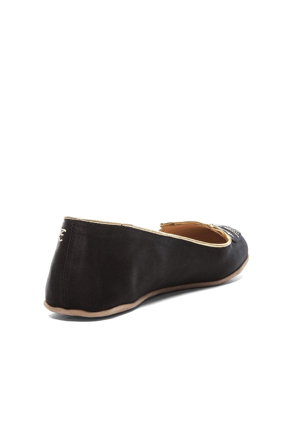 Image 4 of Charlotte Olympia Cat Nap Set in Black