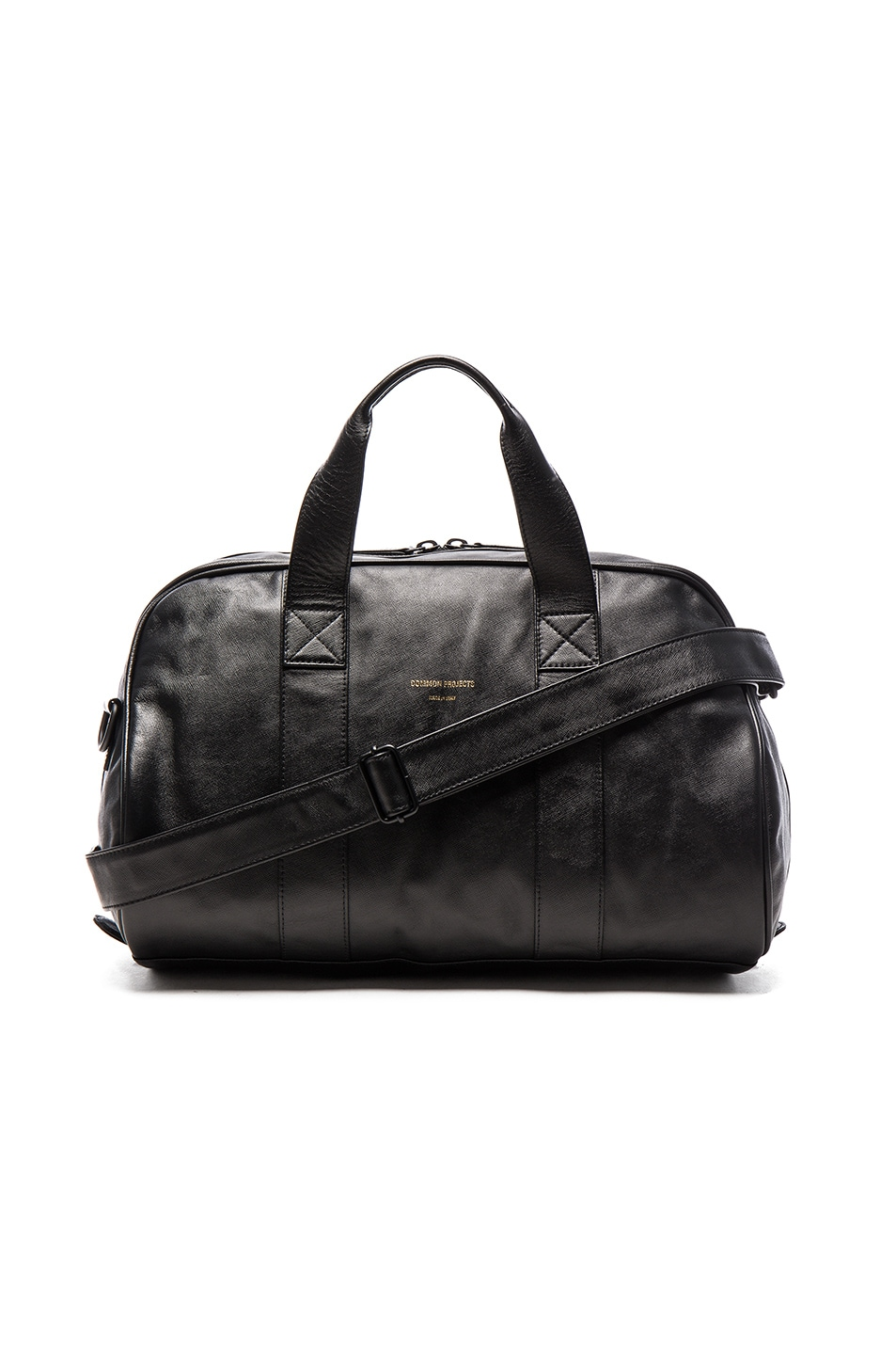 d54518188a Image 1 of Common Projects Leather Duffel Bag in Black