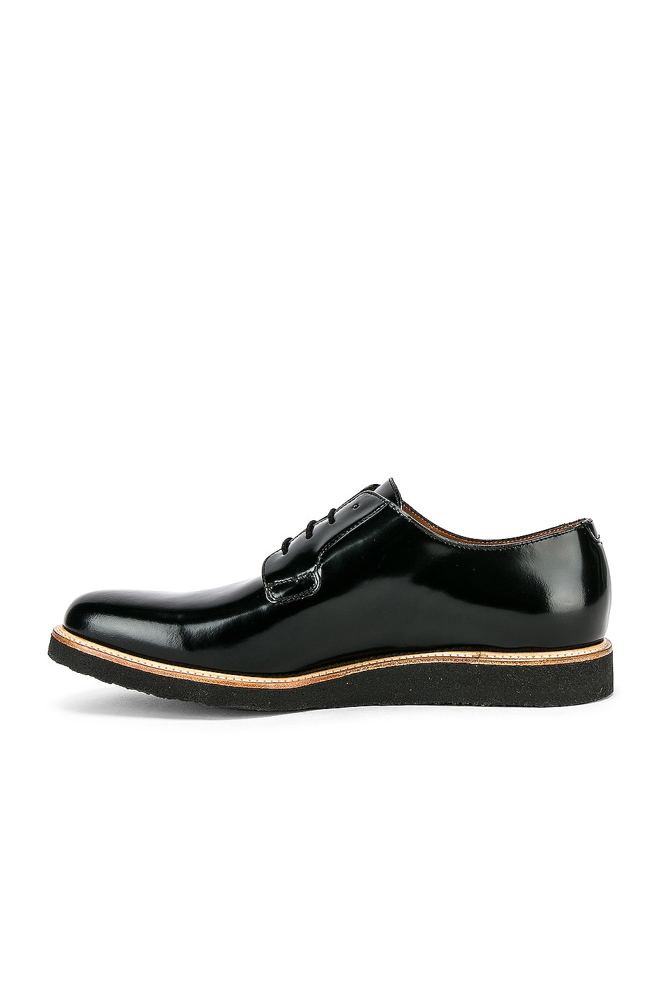 Image 5 of Common Projects Leather Derby Shine in Black