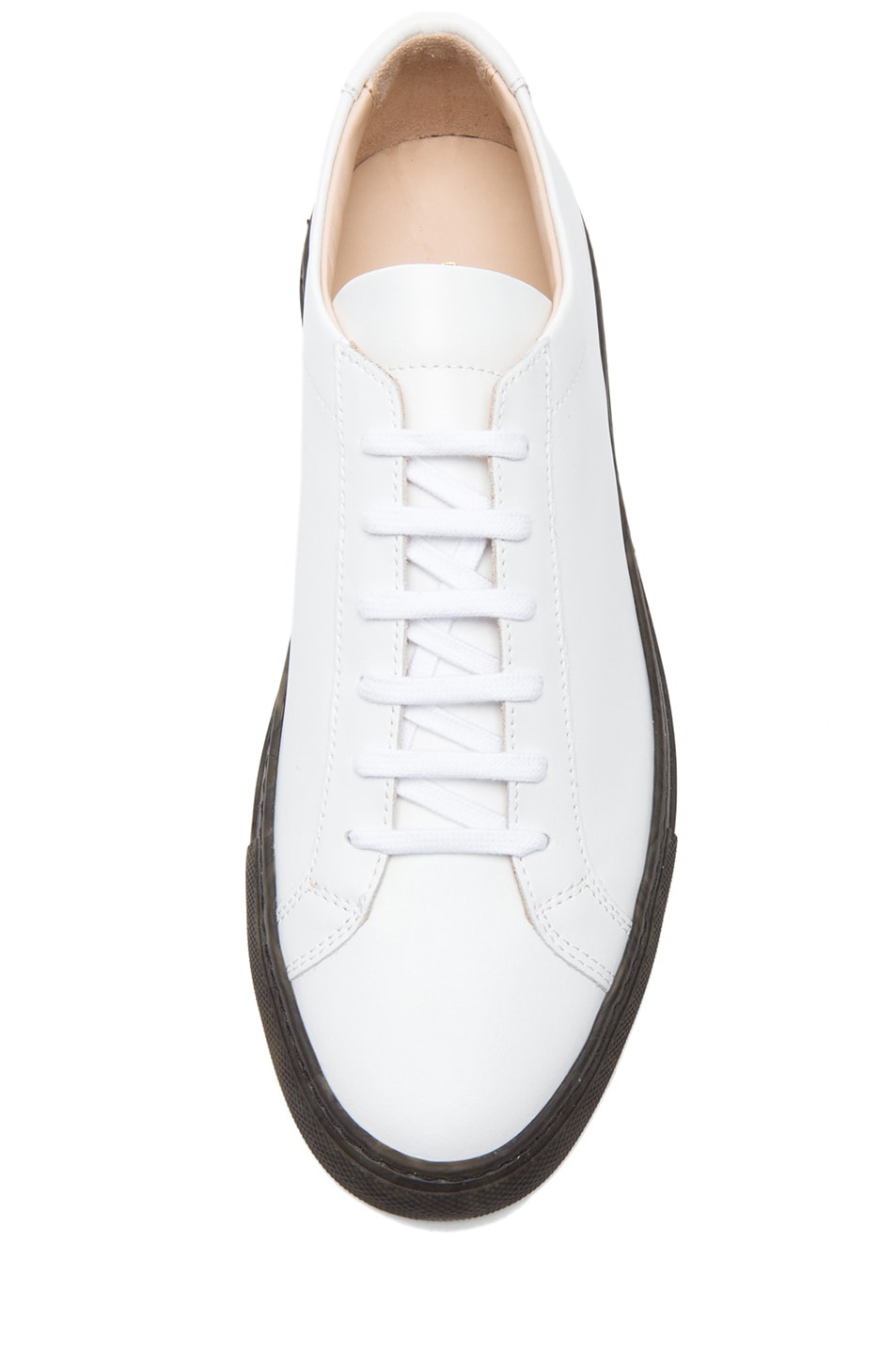 3df5bab1c83ff Image 4 of Common Projects Original Achilles Camouflage Leather Pack  Sneakers in White