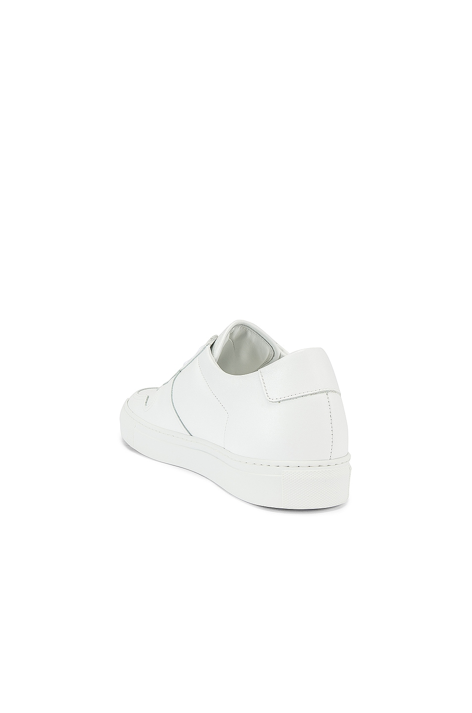 Image 3 of Common Projects Leather BBall Low in White