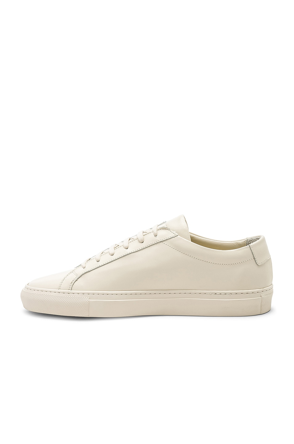 Image 5 of Common Projects Original Leather Achilles Low in Warm White