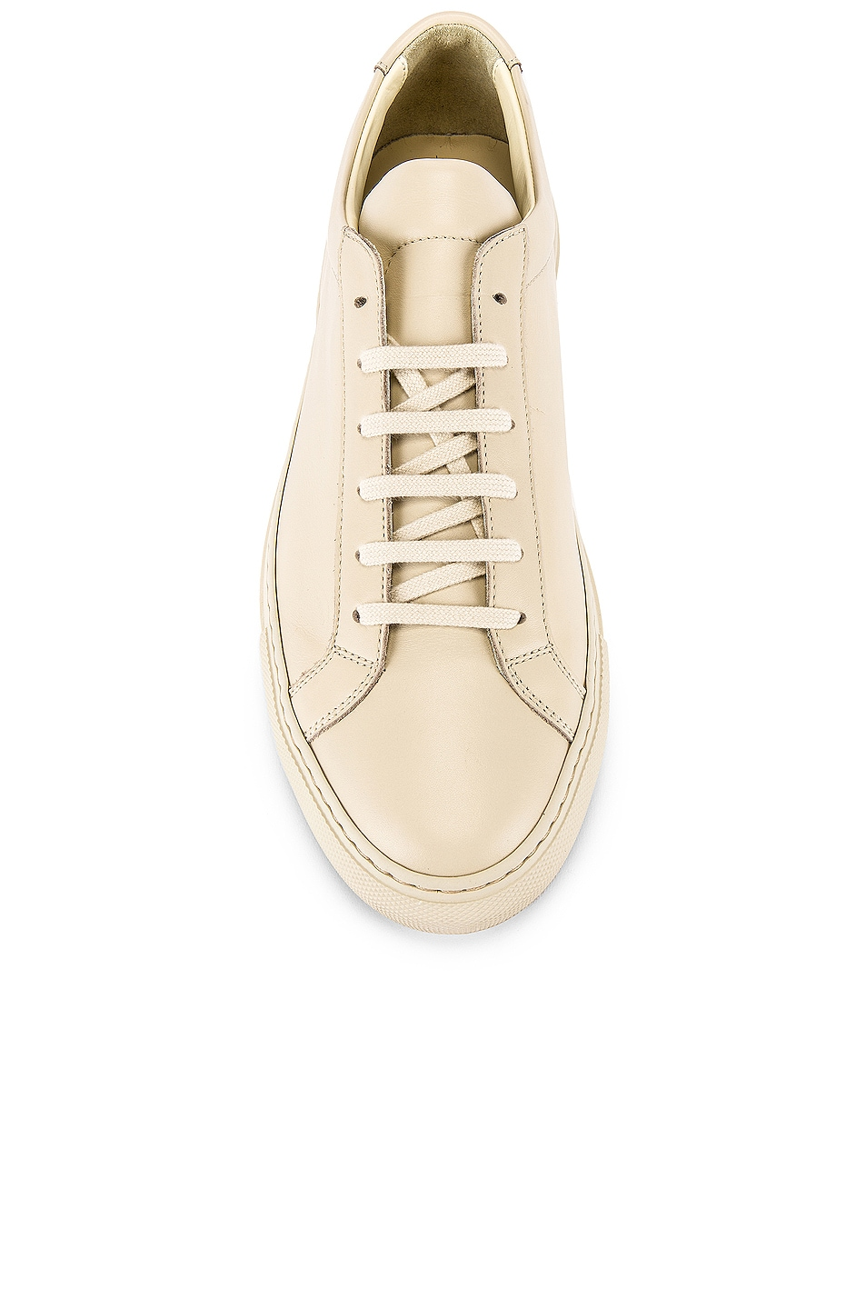 Image 4 of Common Projects Original Achilles Low Low Sneaker in Off White