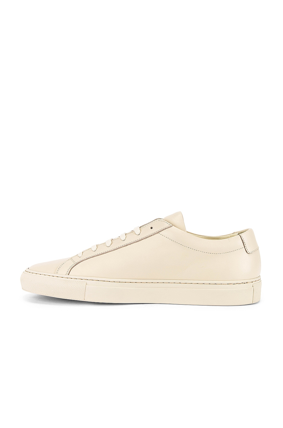 Image 5 of Common Projects Original Achilles Low Low Sneaker in Off White