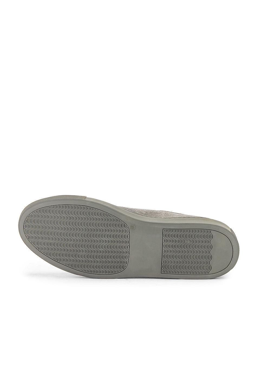 Image 6 of Common Projects Original Achilles Suede Low Sneaker in Cobalt Grey